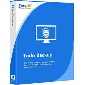 EaseUS Todo Backup Advanced Server 13.2 Crack With License Code 2020 [Latest]